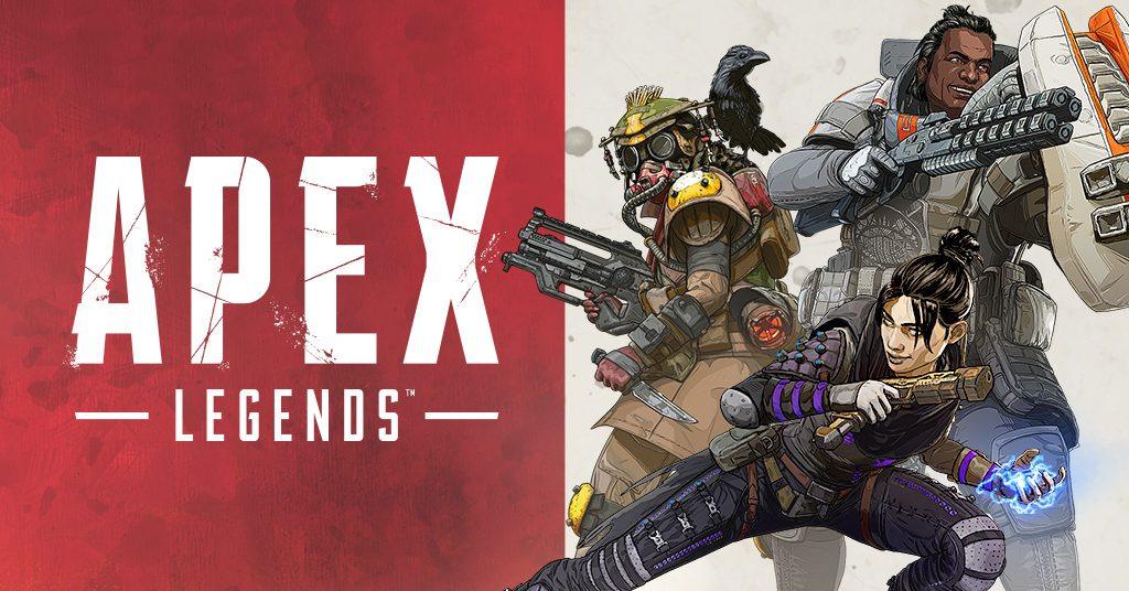 エーペックスレジェンズ(Apex Legends)