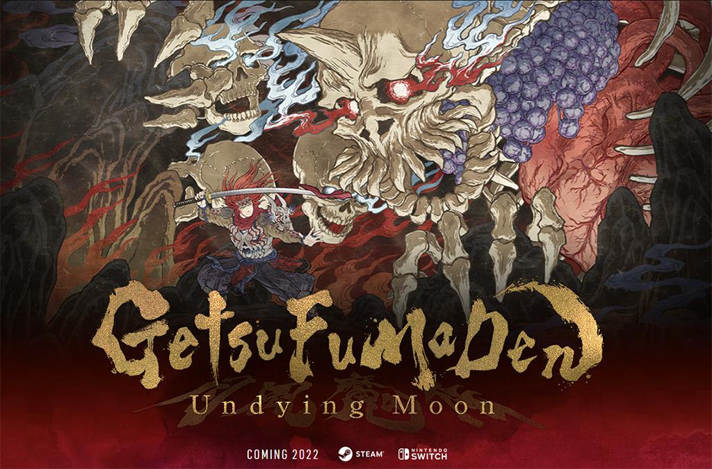 GetsuFumaDen: Undying Moon(月風魔伝)